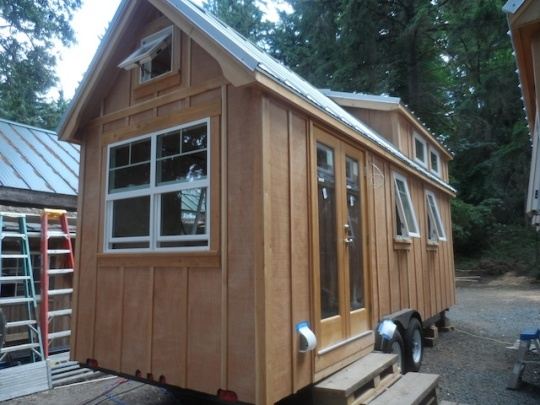 Tiny House Update