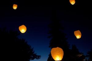 Lantern tribute